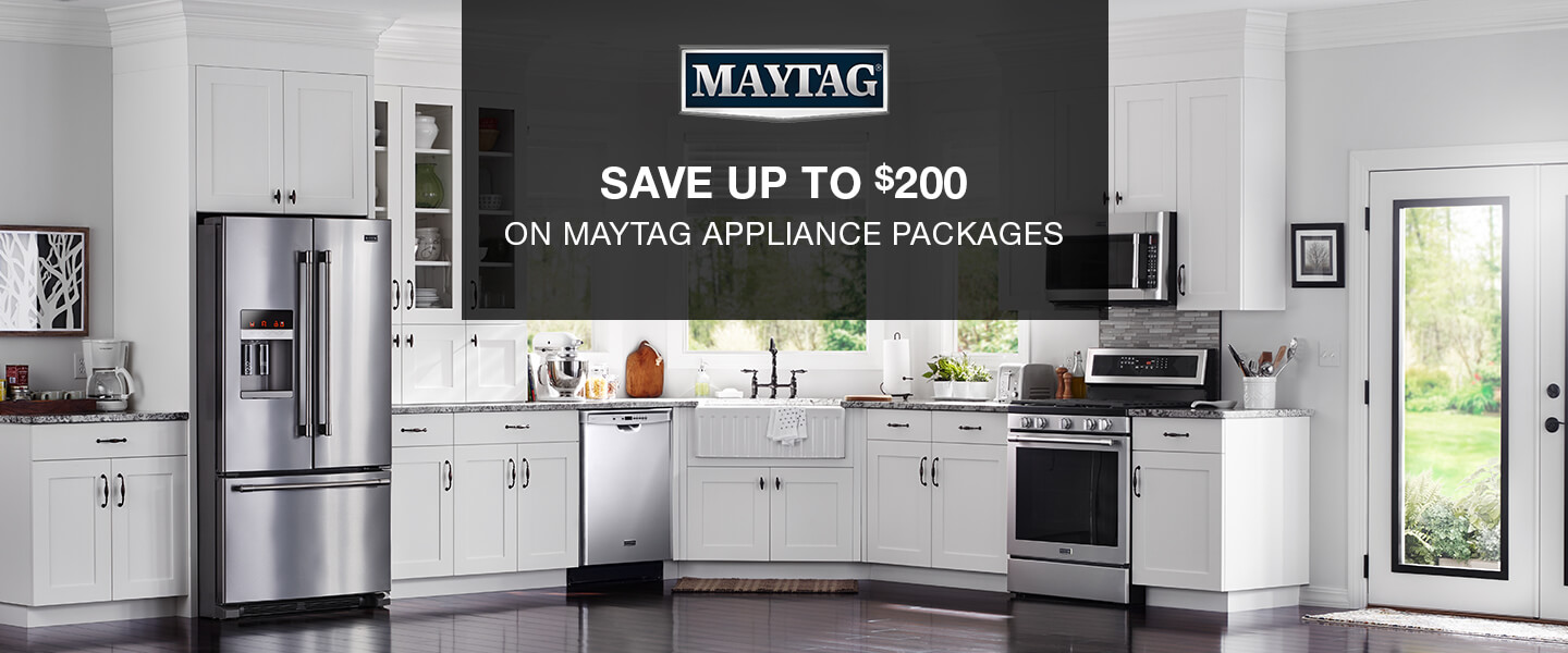 Maytag Columbus Day Sale